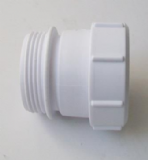McAlpine 1.1/4 Trap Thread to Pipe Adapter S31U - 38000007